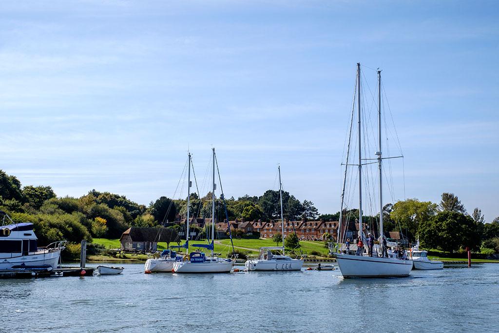 Beaulieu River Boat Club Trafalgar