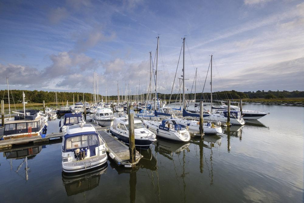 Beaulieu-River-Bucklers-Hard-Yacht-Harbour