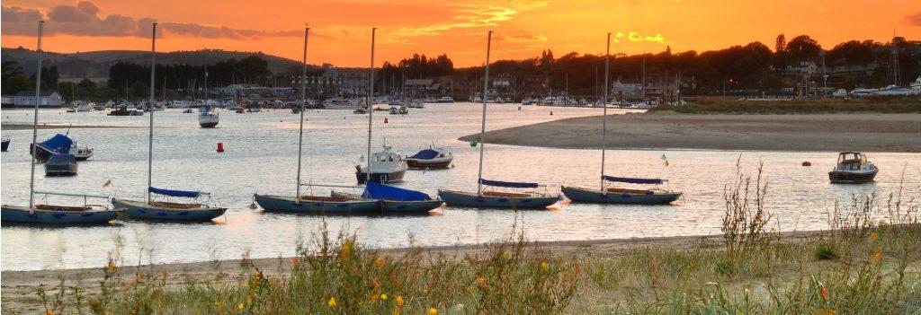 Boat Club Trafalgar Guided Trips to Bembridge Harbour