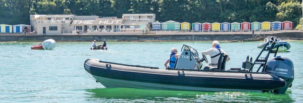 Boat Club Trafalgar Guided Trip - Colwell Bay