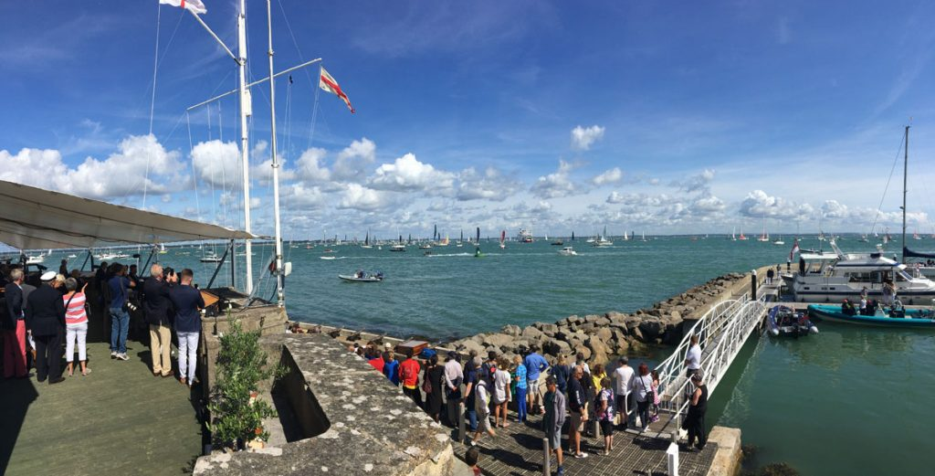 Royal Yacht Squadron Cowes Week