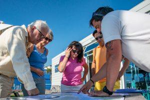Boat Club Trafalgar guided trip briefing
