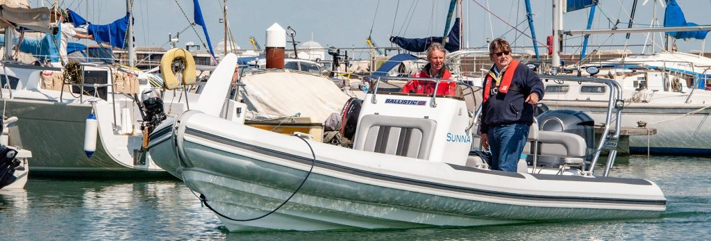 Powerboat refresher course