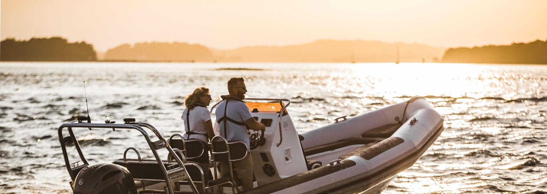 Boat Club Trafalgar - boat share membership