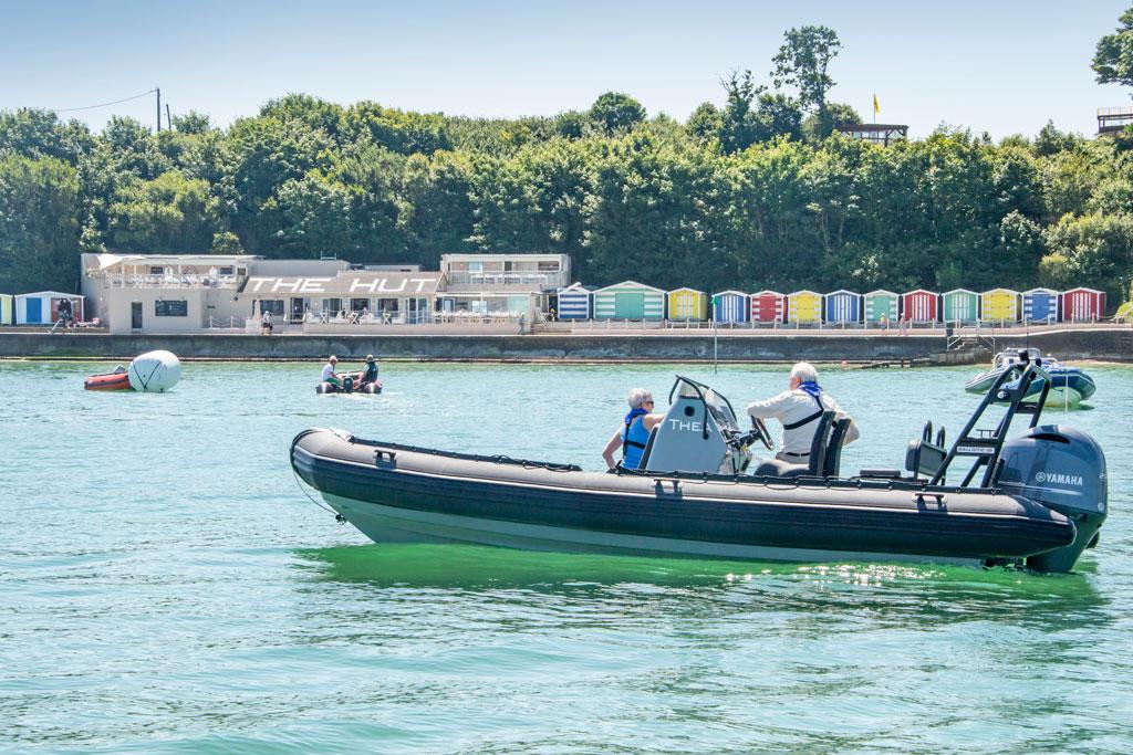 Colwell Bay Boat Club Trafalgar