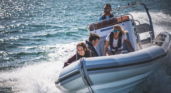Experience days Boat Club Trafalgar