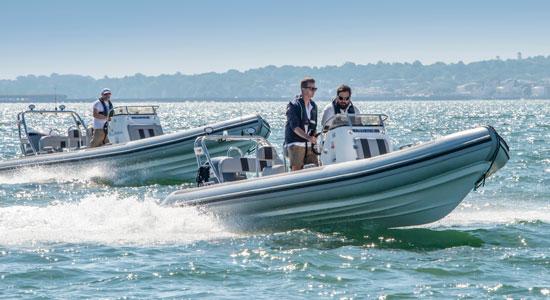 Boat Club Trafalgar Solent Discovery Trips