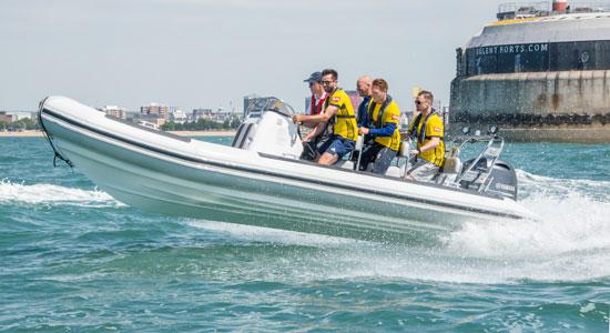 Hampshire Cricketers Experience Day at Boat Club Trafalgar