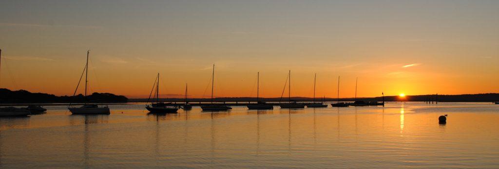 Lymington River Guided Trip Boat Club Trafalgar