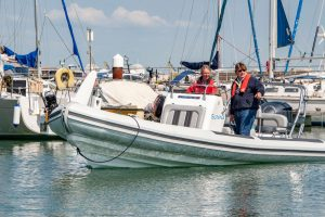 Powerboat Training with Boat Club Trafalgar