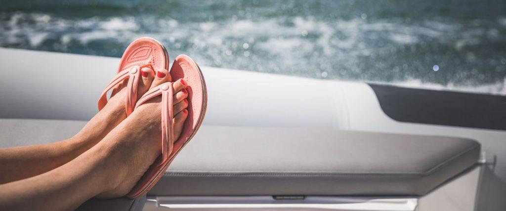 Relax and go boating with Boat Club Trafalgar