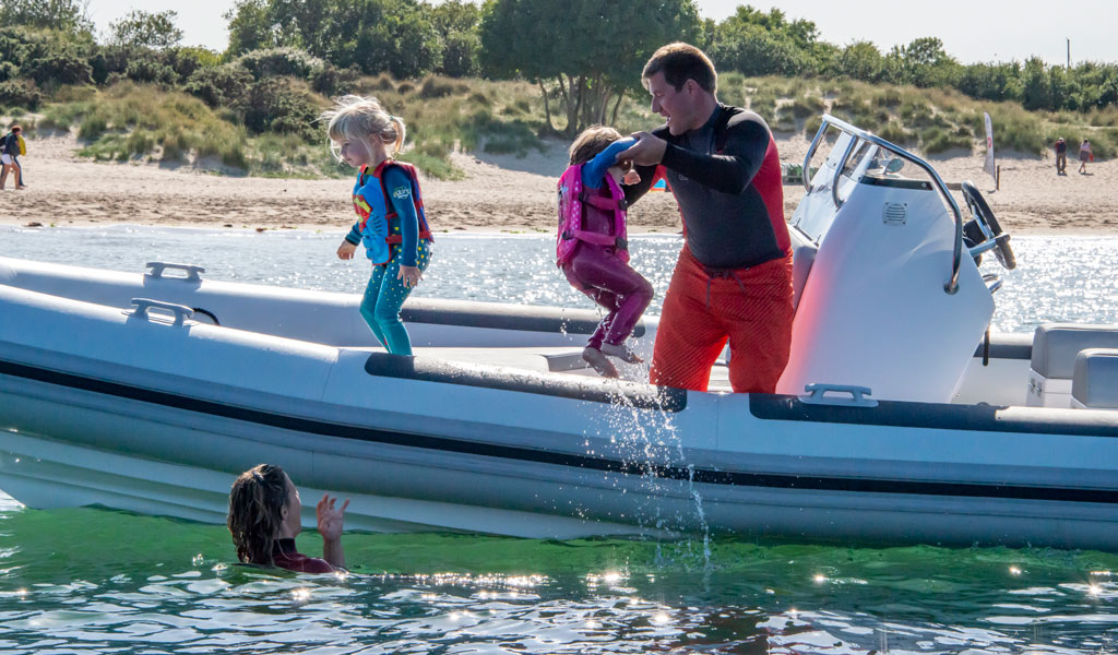 Get on the water boating without owning a boat