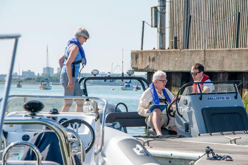 boat share club