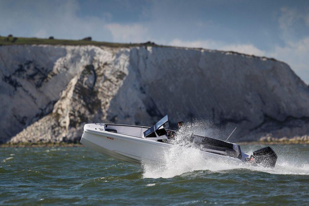 New Axopar 22 Spyder joins the Boat Club Trafalgar fleet